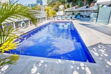 Pacific Hotel Brisbane