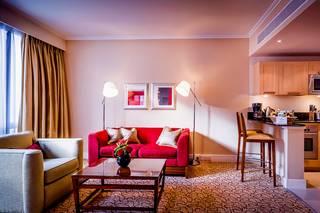 Marriott Executive Apartments London, Canary Wharf