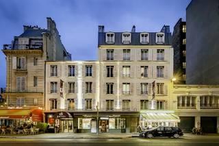 Hôtel Courcelles Etoile