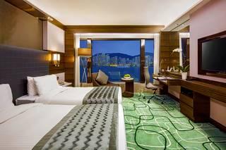 千禧新世界香港酒店 ( New World Millennium Hong Kong Hotel )