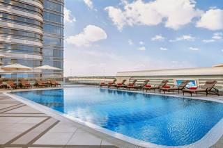 Capital Center Arjaan by Rotana Abu Dhabi
