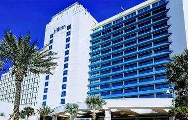 Hilton Daytona Beach Oceanfront