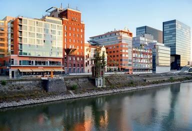 Courtyard by Marriott Düsseldorf Hafen