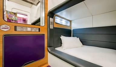YOTELAIR Amsterdam Schiphol - transit hotel (airside)
