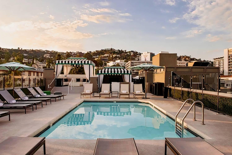 Chamberlain West Hollywood Hotel