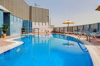 Pearl Park Deluxe Hotel Apartments