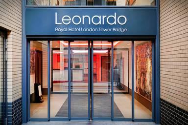 Leonardo Royal Hotel London Tower Bridge