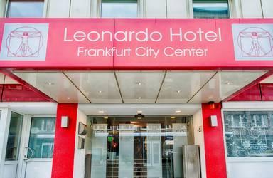 Leonardo Hotel Frankfurt City Center