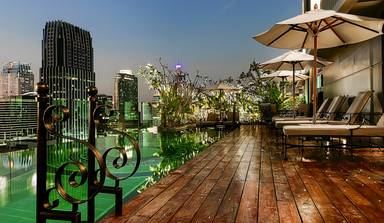Hotel Muse Bangkok Langsuan - MGallery