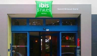 ibis Styles Saint-Brieuc Gare Centre