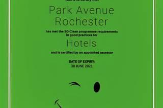 Park Avenue Rochester (SG Clean)