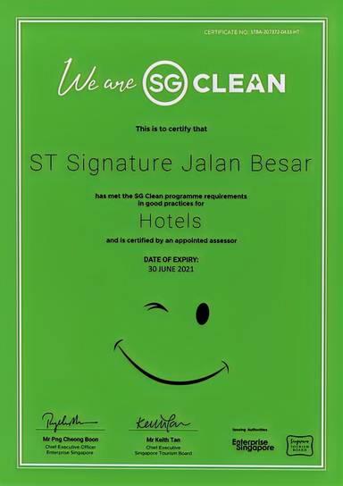 ST Signature Jalan Besar (SG Clean)