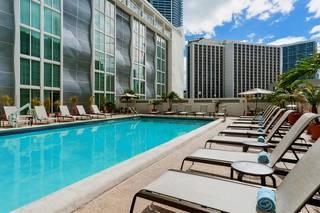 Courtyard Miami Downtown Hotel Brickell Area