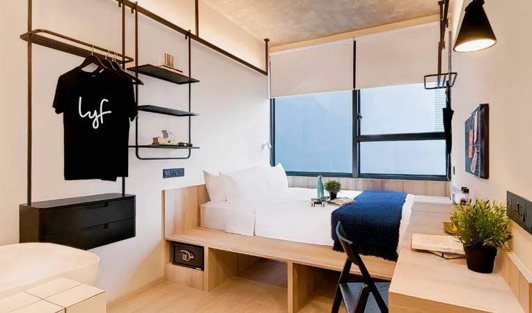 lyf Funan Singapore by Ascott (SG Clean)