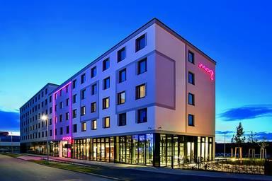 Moxy Stuttgart Airport Hotel