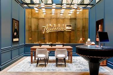 Radisson Blu Madrid, Prado