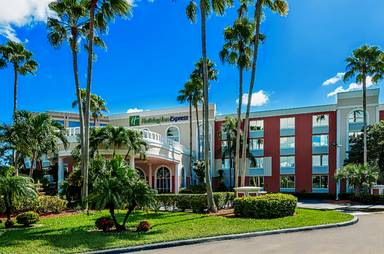Holiday Inn Express Miami Airport West-Doral