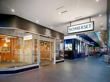 Somerset on Elizabeth
