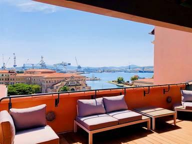 L'Eautel Toulon Port