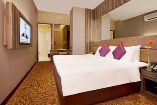 Aqueen Hotel Paya Lebar (SG Clean)