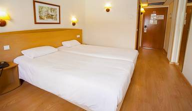 Hotel Restaurante Campanile Alicante