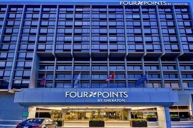 Four Points by Sheraton Boston Newton