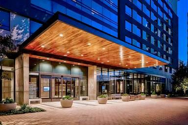 Houston CityPlace Marriott at Springwoods Village