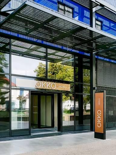 Okko Hotels Strasbourg Centre