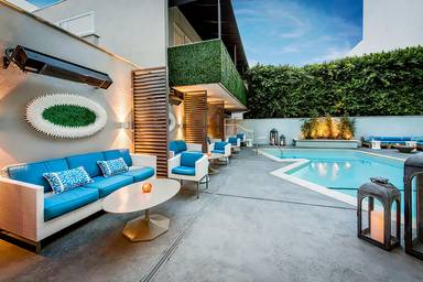 The Mosaic Hotel - Beverly Hills