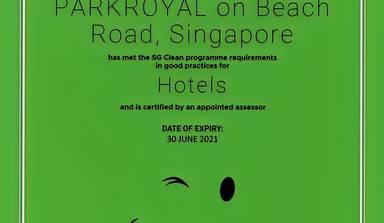 PARKROYAL on Beach Road (SG Clean)