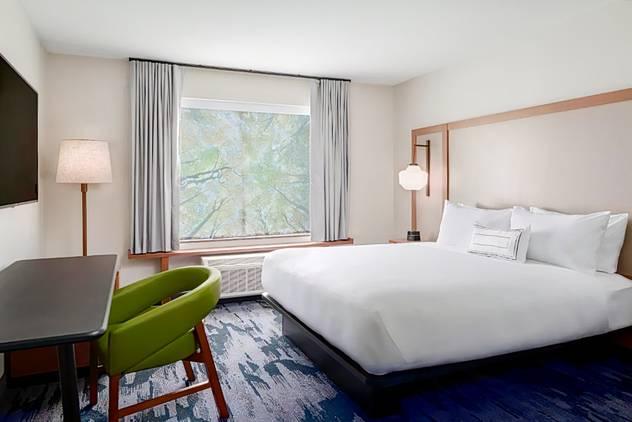 Fairfield Inn and Suites Kenosha Pleasant Prairie