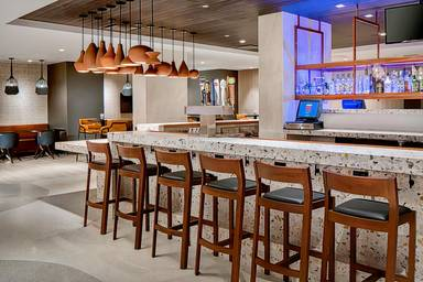 NewYork La Guardia Airport Marriott