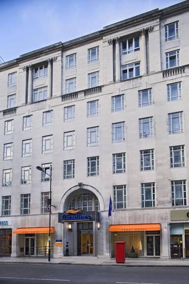 Citadines Holborn Covent Garden London