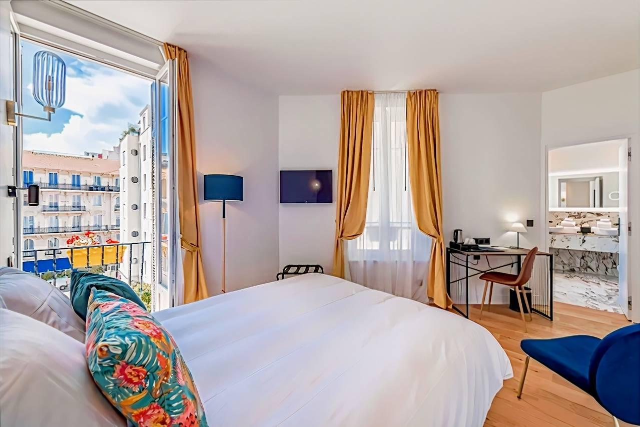 Hôtel Nice Côte d'Azur
