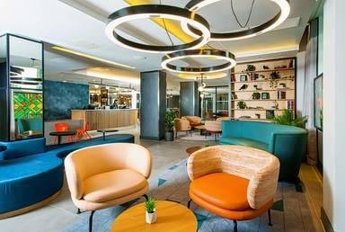 Hampton by Hilton London Park Royal