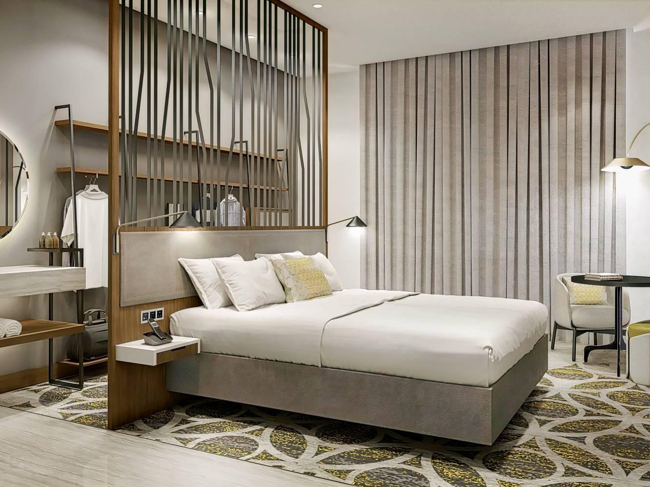 Grand Mercure Hotel and Residences Dubai Airport