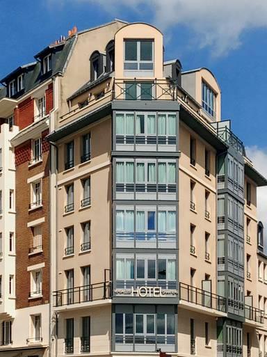 Hôtel Versailles Chantiers