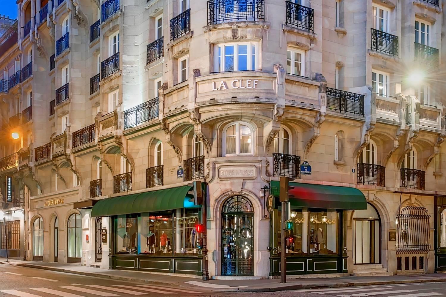 La Clef Louvre Paris by The Crest Collection