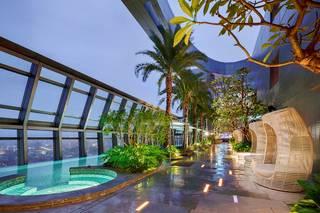 台北新板希爾頓酒店 Hilton Taipei Sinban