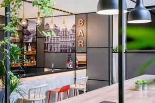 B&B Hotel Brussels Centre Gare du Midi