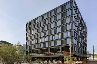 25hours Hotel Zurich Langstrasse