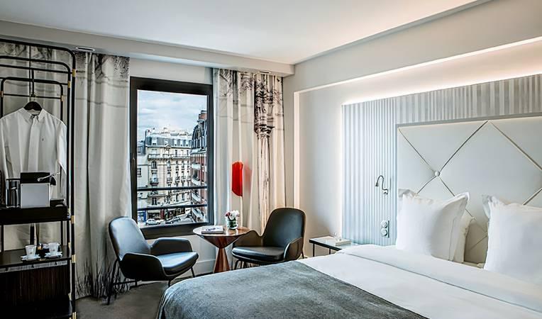 Hôtel Le Parisis