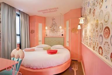 Hôtel Vice Versa par Chantal Thomass