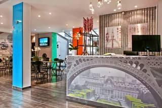 Hôtel Alpha Boulogne