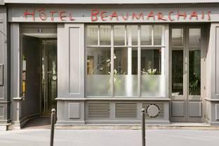 Hôtel Beaumarchais