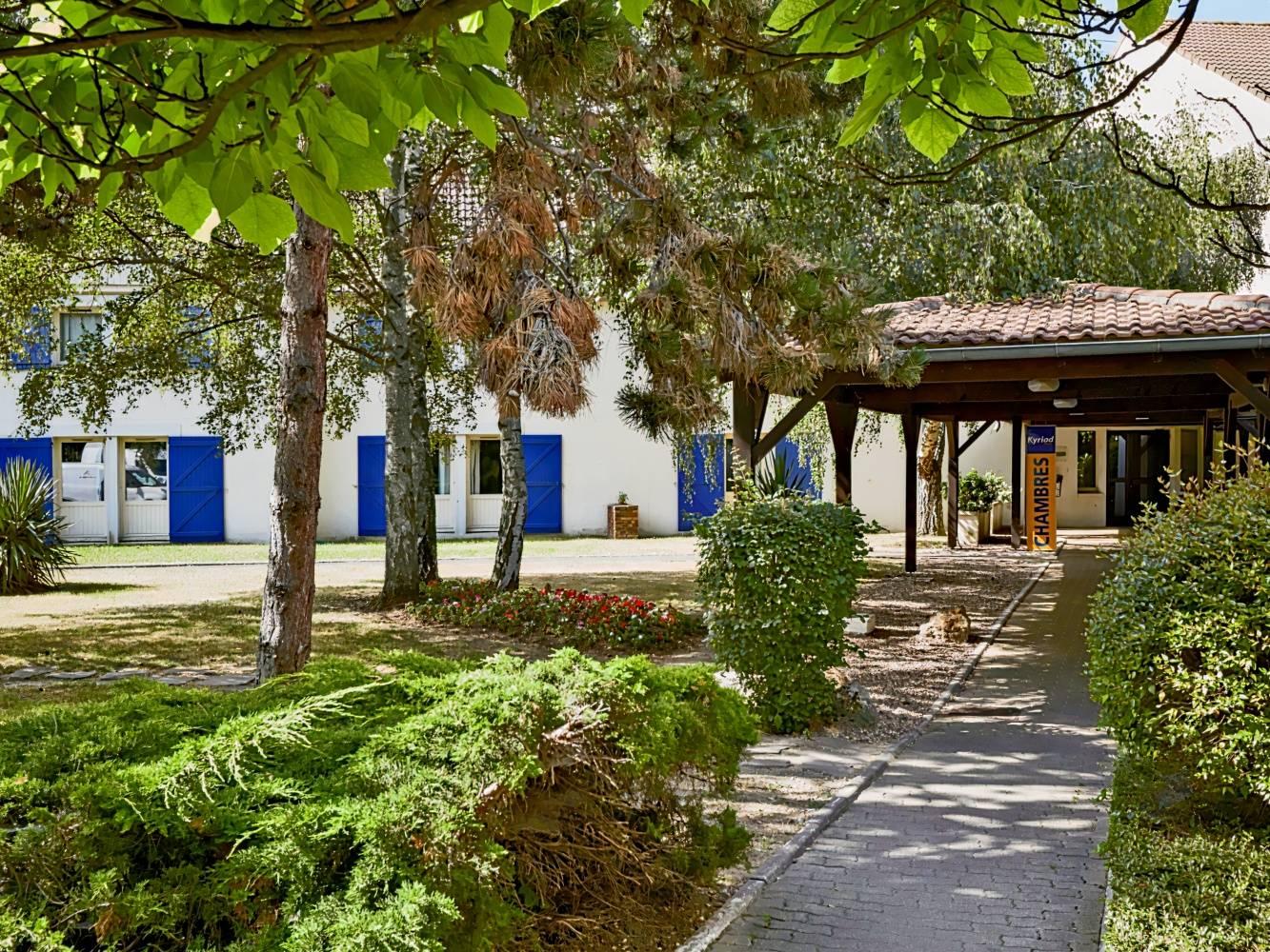 Hôtel Villeneuve-La-Garenne