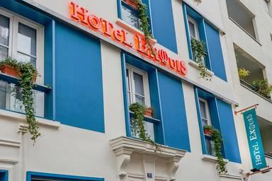 Hôtel Exquis By Elegancia