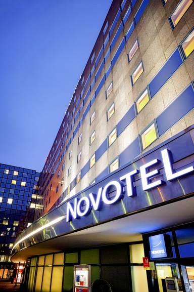 Novotel Marne-la-Vallée Noisy-le-Grand