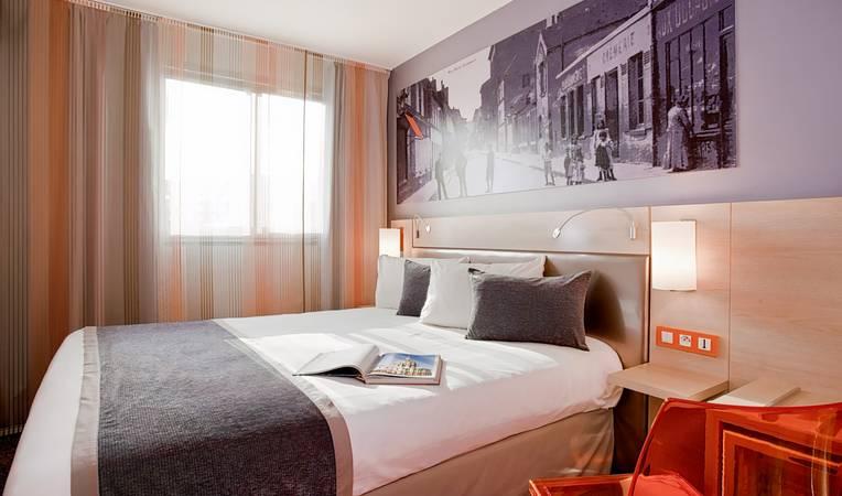 Hôtel Mercure Paris 15 Porte de Versailles