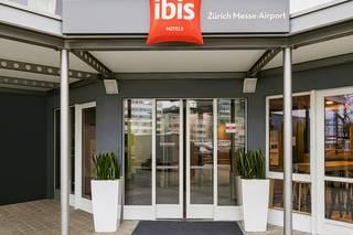 ibis Zurich Messe Airport